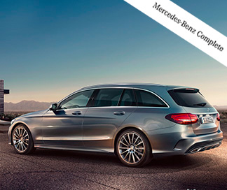 Clase C Estate Mercedes-Benz