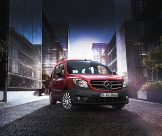 Mercedes-Benz Citan 109 CDI Tourer Select